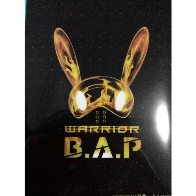 B.A.P Youngjae Warrior Jpn File