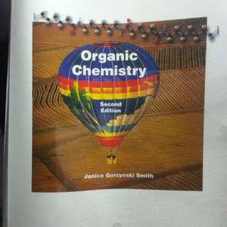 nus cm1501 organic chemistry