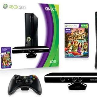 Xbox 4gb (White)