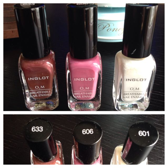 INGLOT BREATHABLE NAIL POLISH O2M, Health & Beauty on Carousell