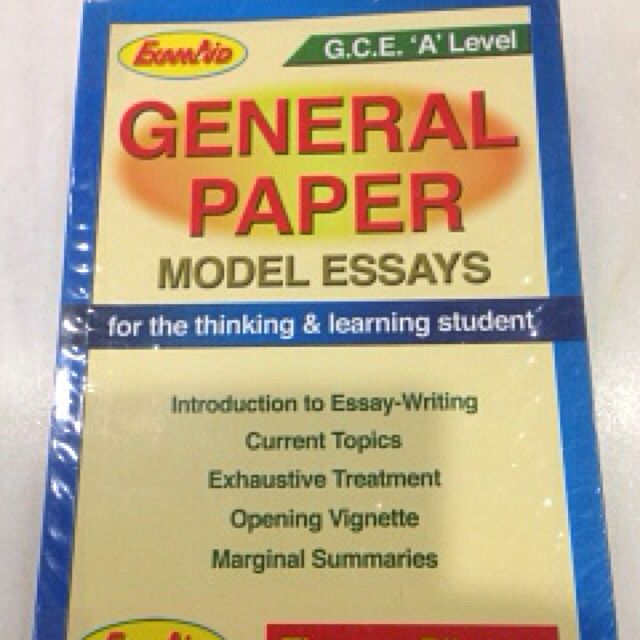 2011 a level general paper essay questions