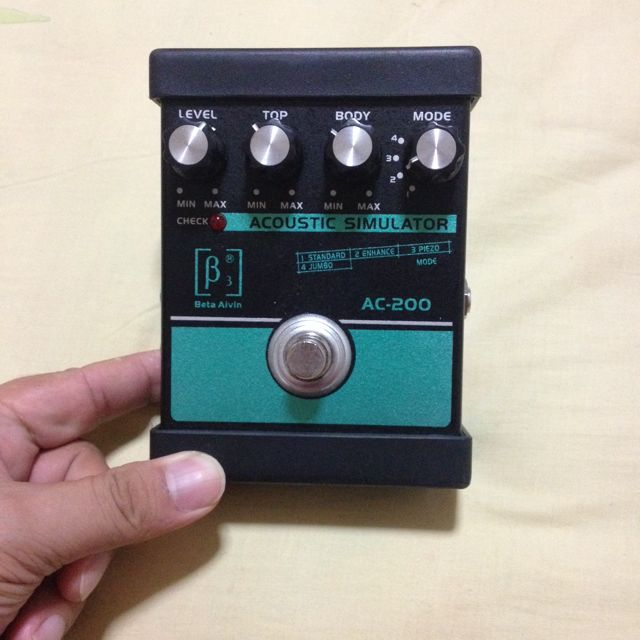 Beta Aivin AC-200