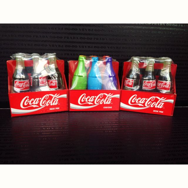 BNIP Vintage Coca-Cola Memorabilia