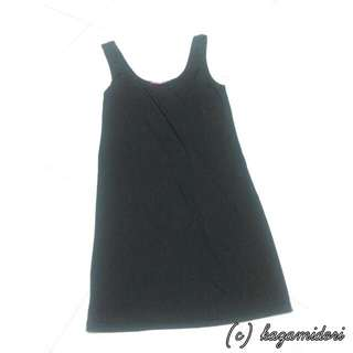 Black tank top/dress