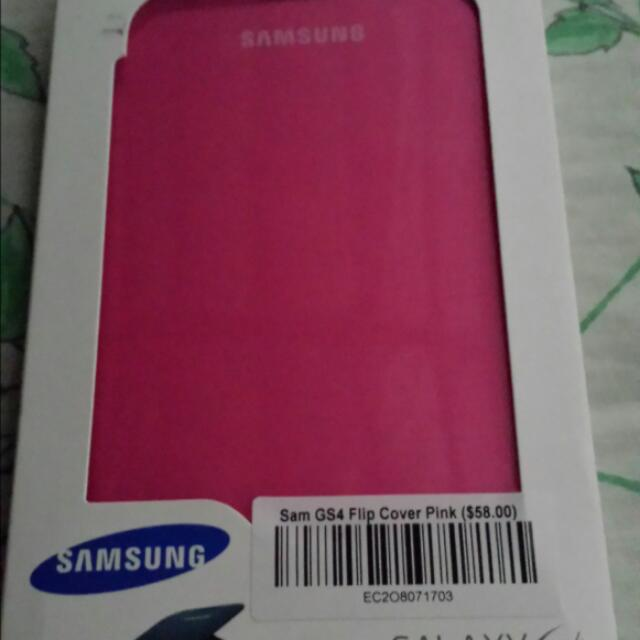 price Reduced BN Samsung S4 Flip Cover
