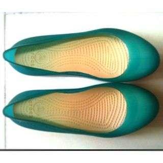 (REDUCED) Original Turquoise Crocs