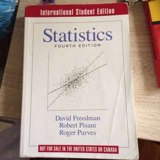 ST1232 : Statistics 4th Edition