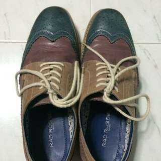 Rad Russel Brogues Shoes EUR 40