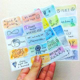Tumblr Stickers!
