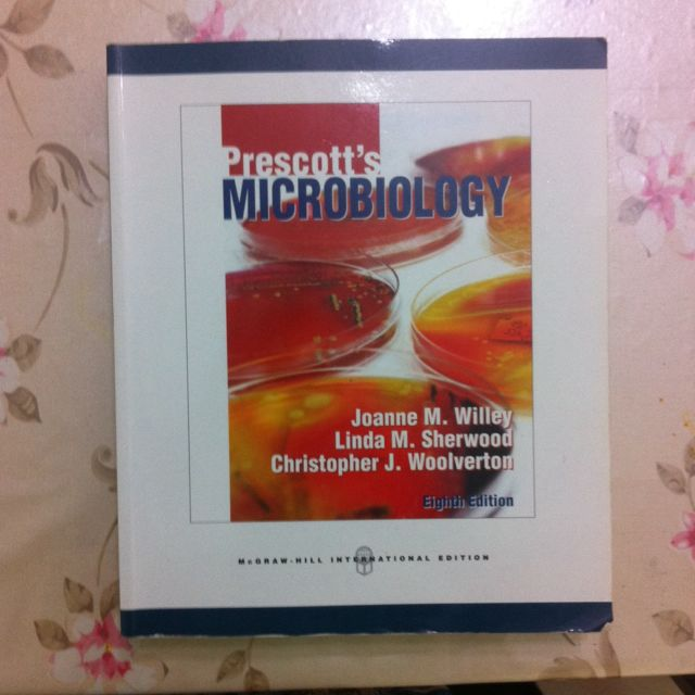 Prescotts microbiology textbook books stationery textbooks on photo photo photo fandeluxe Images