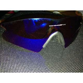 Oakley M Frame Sweep Accessory Lens Kits Colour: Blue Iridium