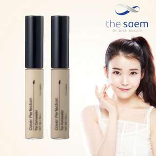 (pending)BRAND NEW The Saem Cover Perfection Tip Concealer