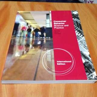 Consumer Behavior Science And Practice