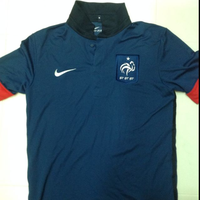 sale retailer c3377 98aba France National Team Football Jersey