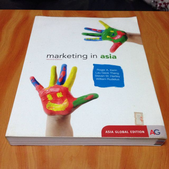 Marketing In Asia Second Edition