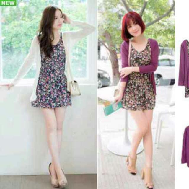 Emily Dress Imner +cardi