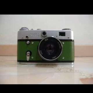 Vintage Camera FED 3 - For Display