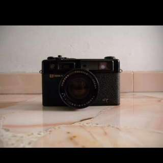 Vintage Camera Yashica Electro 35 GT - For Display