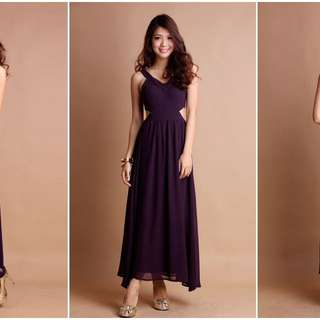 Sultry Siren Maxi dress From Lily Pirates