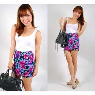 Bonito Floral Skirt