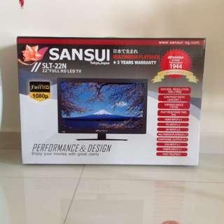 """Sansui 22"""" FULL HD LED TV"""