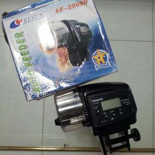 Auto Feeder (AF-2009D) For Fishes