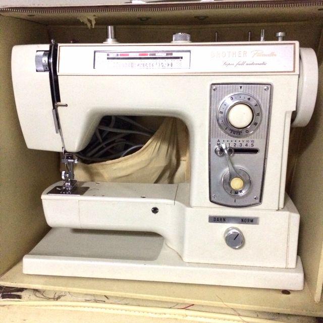 Used Semi Industrial Sewing Machine