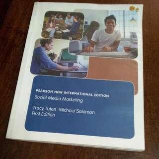 NM2203 Textbook: Social Media Marketing