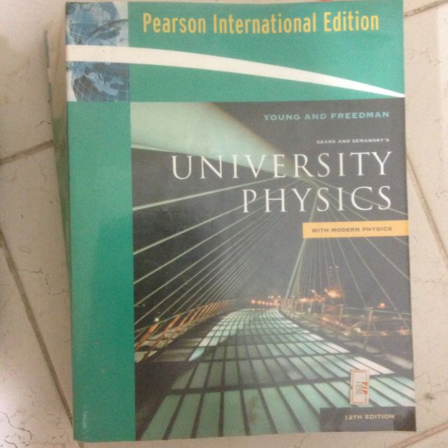 Pc1431 textbook university physics textbooks on carousell photo photo photo fandeluxe Gallery