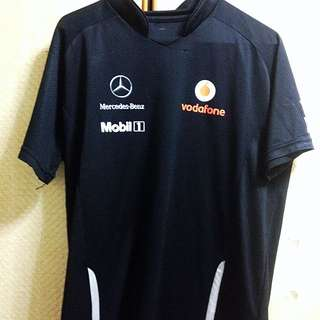 Official McLaren Mercedes Team Tshirt 2011