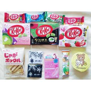 SELLING: Snacks from Japan!