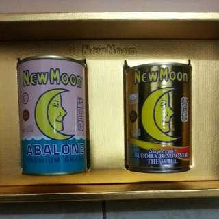 New Moon Abalone Set