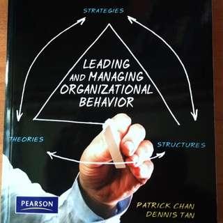 Leading And Managing Organization Behavior