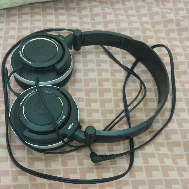 Audio Technica Headphones