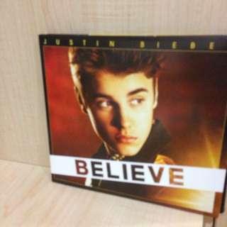 Justin Bieber's Believe Album