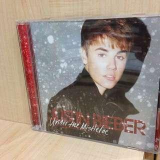 Justin Bieber's Under The Mistletoe Album