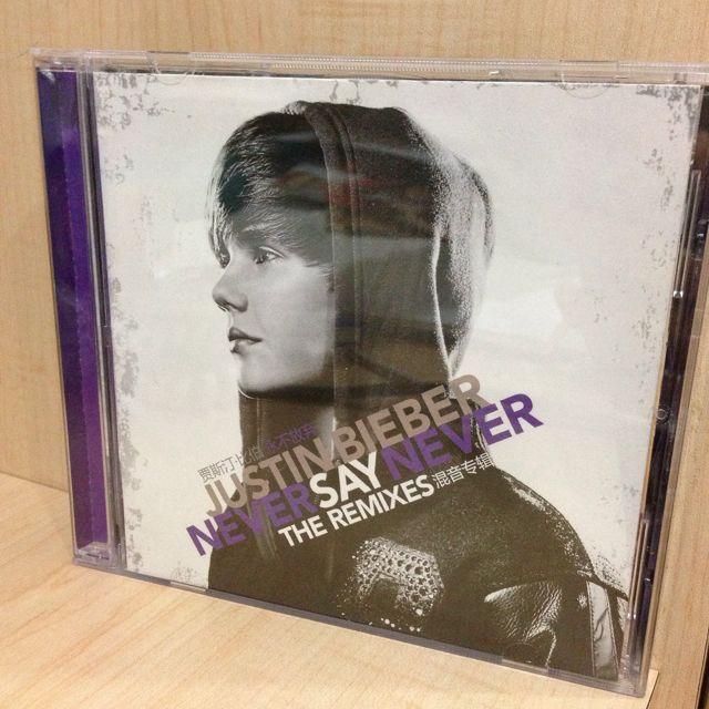Justin Bieber Never Say Never Remixes