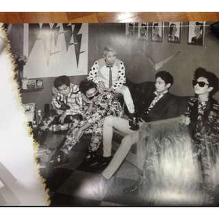 A1 SHINee Misconceptions Of Me Poster