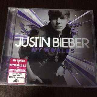 Justin Bieber My World 2.0