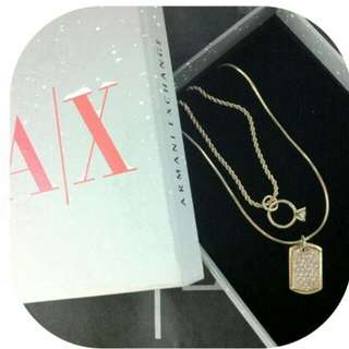 AX necklaces (Authentic)