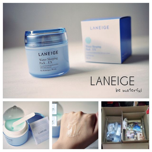 Laneige Sleeping Pack