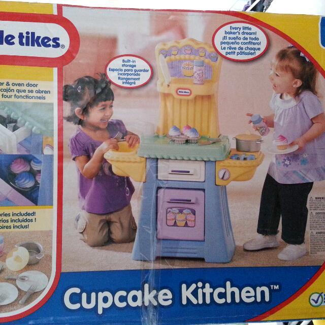 Little Tikes Cupcake Kitchen Hobbies Toys Toys Games On Carousell