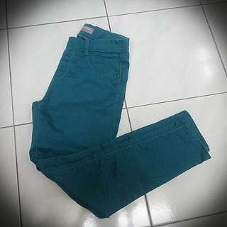 Dorothy Perkins Turquoise Pants
