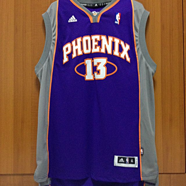 separation shoes e74fd 82f05 Steve Nash Phoenix Suns [Swingman] Jersey