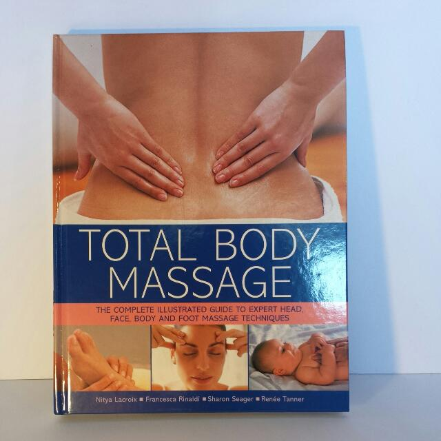 Book Title Total Body Massage