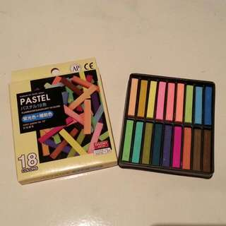 Brand New Pastel Fluorescent & Auxiliary 18 Colors