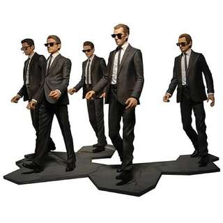 NECA Reel Toys Reservoir Dogs figures