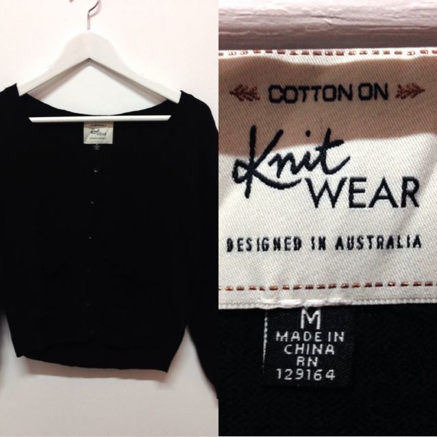 The Cotton On Knit Wear