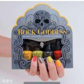 OPI Mini Rock Goddess