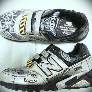 New Balance 576 Exclusive Edition X SneakerWolf X Mita Sneakers ( Only Sold In JAPAN)